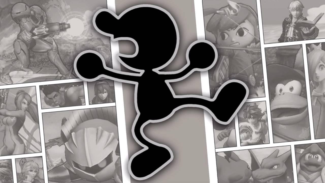 Flat Zone - Super Smash Bros. 3DS