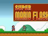 Worldmap - Super Mario Flash