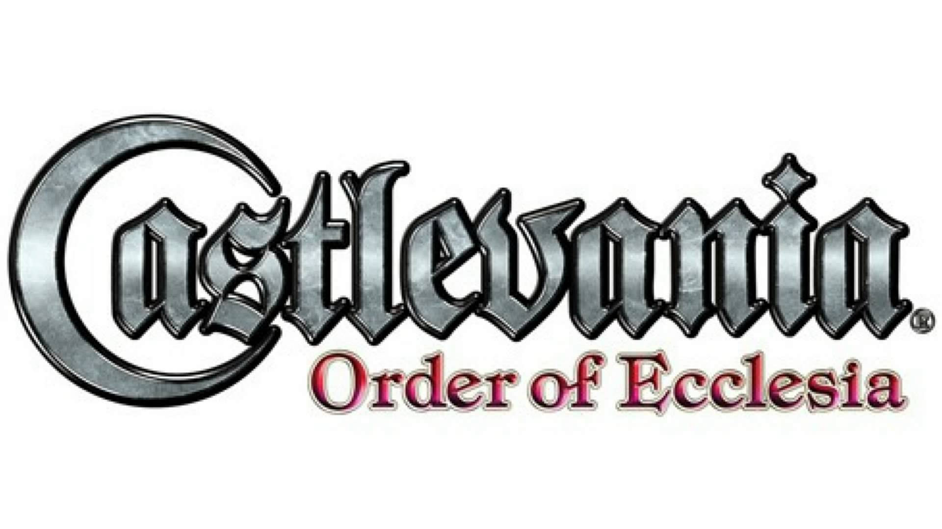 A Clashing of Waves - Castlevania: Order of Ecclesia