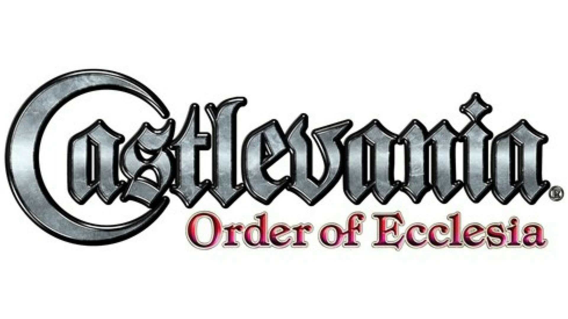 An Empty Tome (Beta Mix) - Castlevania: Order of Ecclesia