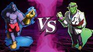 Thanos VS Dr Piccolo