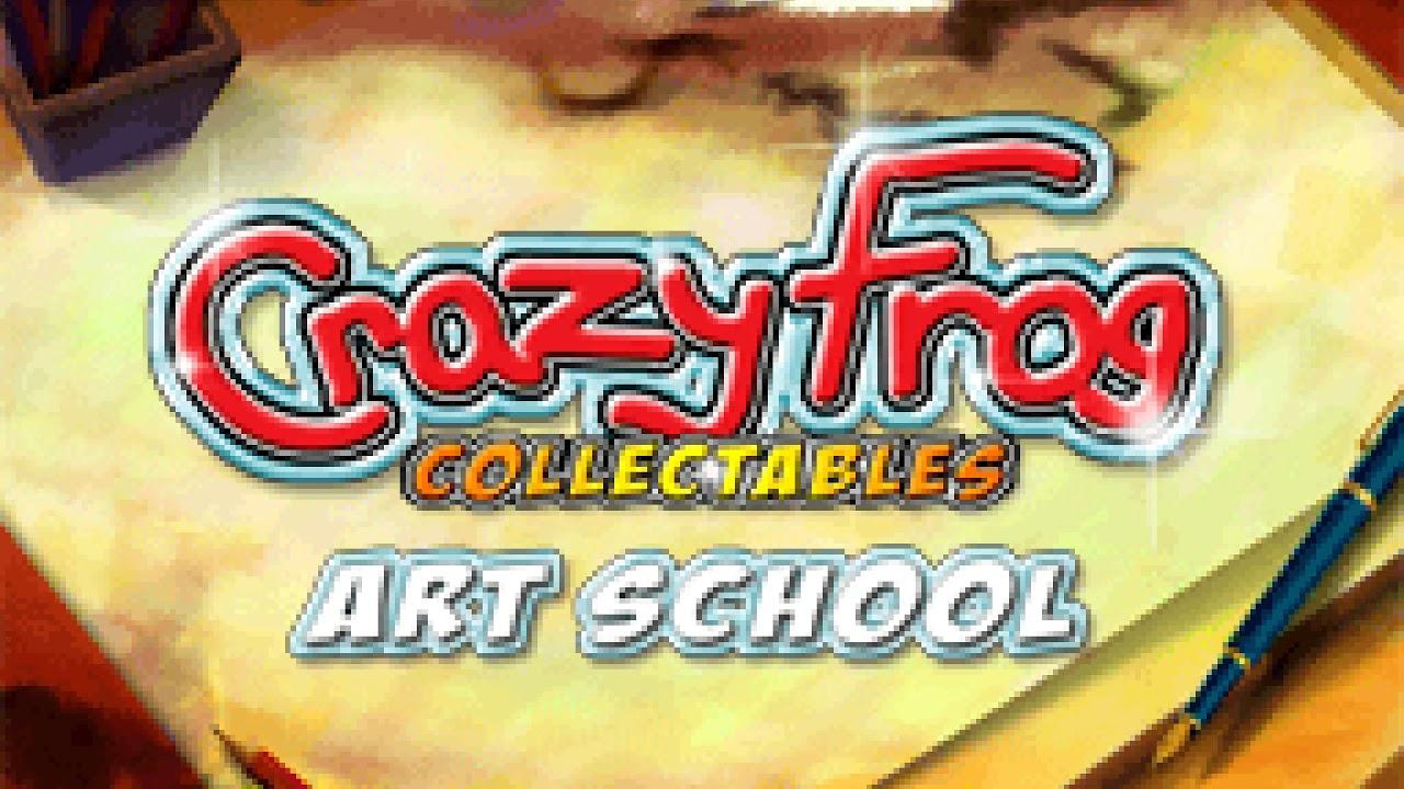 Unused Jingle 1 - Crazy Frog Collectables - Art School