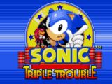 Fang the Sniper - Sonic Triple Trouble
