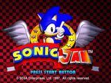 Digital Manual - Sonic Jam