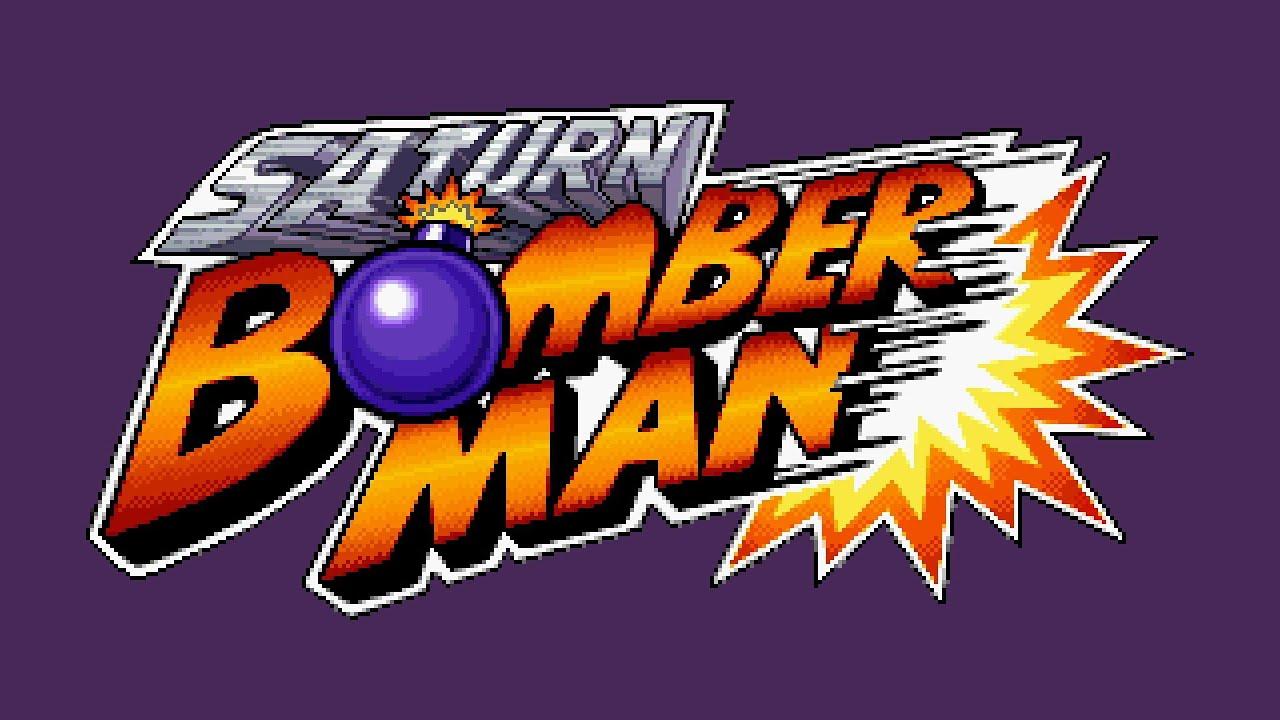 Amusement World (Dark Stages) - Saturn Bomberman