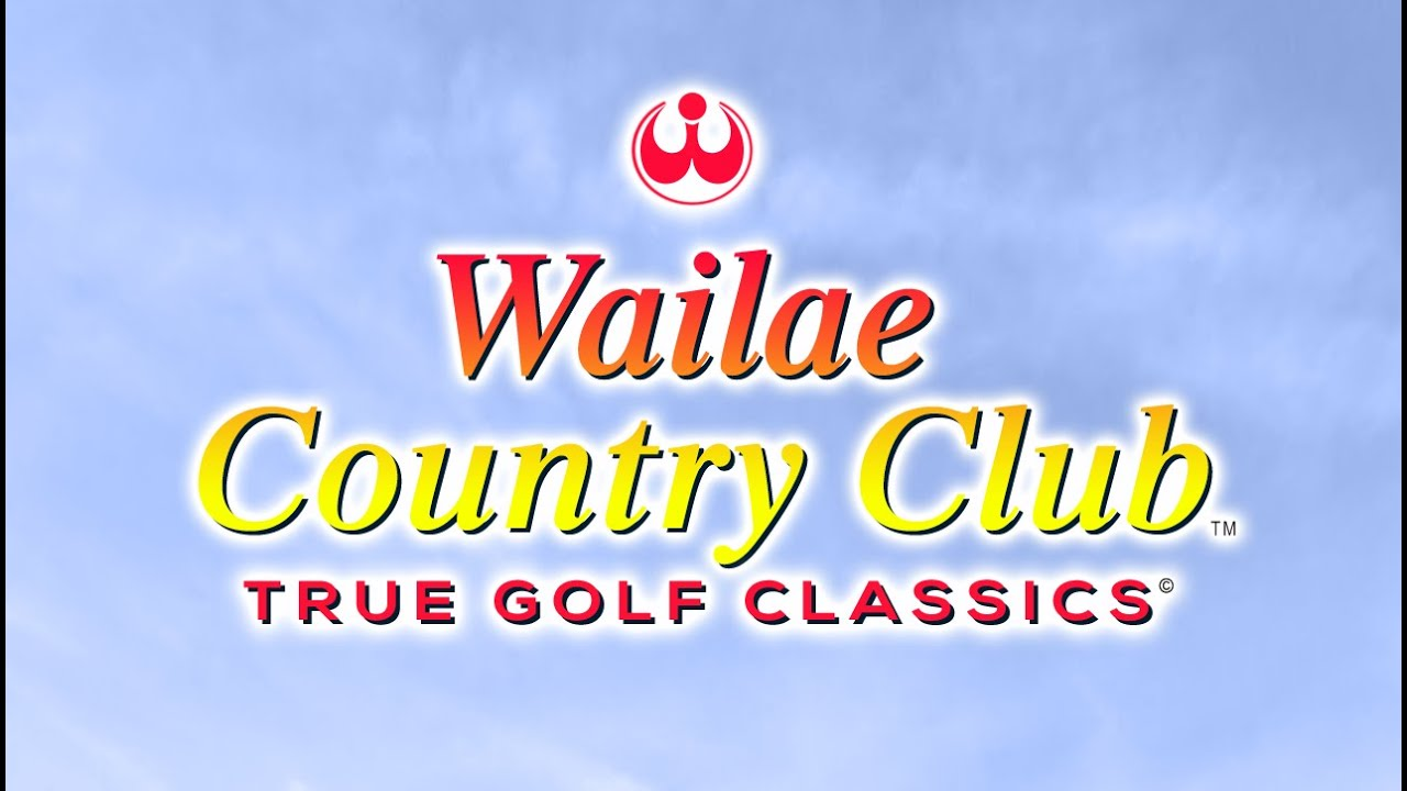 Title Theme - Waialae Country Club: True Golf Classics