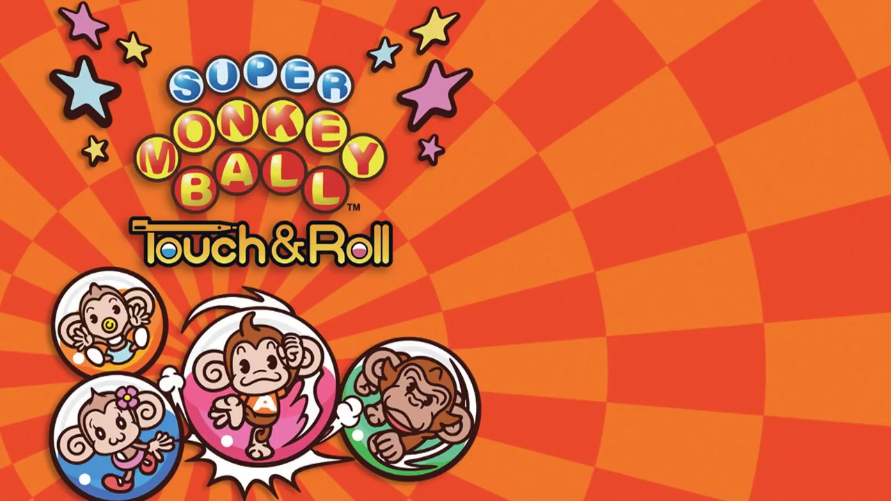 Blistering Sands - Super Monkey Ball Touch & Roll
