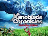 Gaur Plains (Day) - Xenoblade Chronicles: Definitive Edition