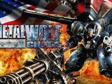 Metal Wolf Chaos Theme - Metal Wolf Chaos