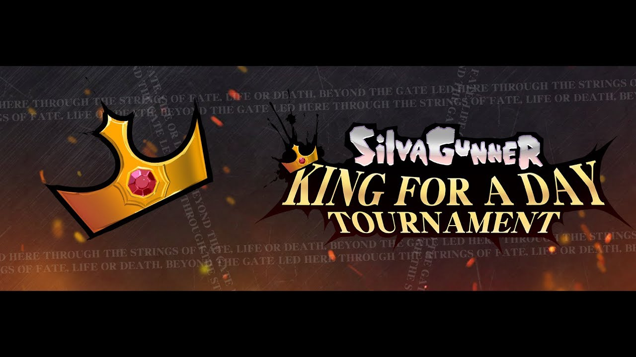 Training Mode - SiIvaGunner: King for a Day Tournament