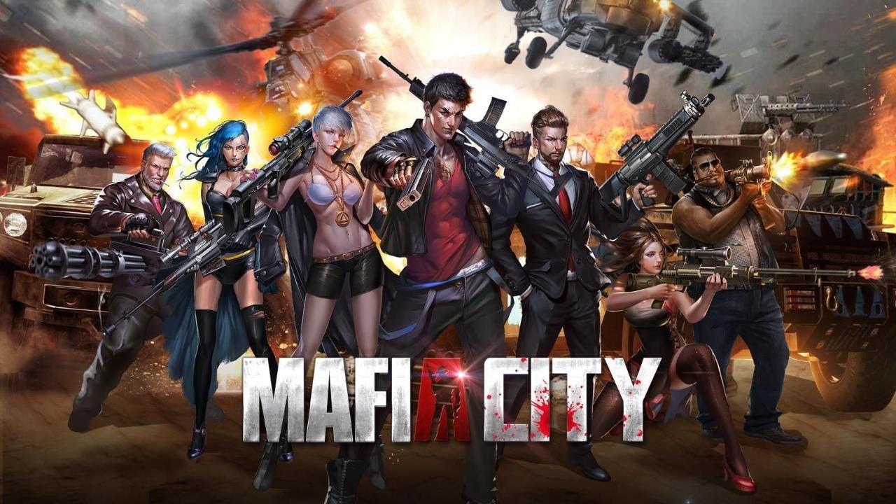 Main Theme - Mafia City