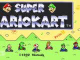 Main Theme - Super Mario Kart