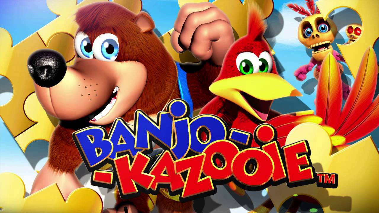 Bubblegloop Swamp (Rare Replay) - Banjo-Kazooie