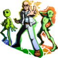 Pitbull and the aliens beta image