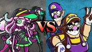 OFF THE HOOK vs. WARIO BROS.