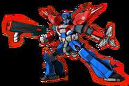Metal Ajit Pai - Optimus Pai (BobTheTacocat)
