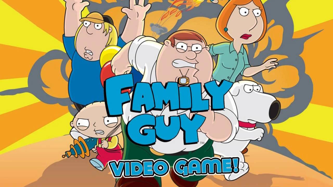 Restroom (Hospital) - Family Guy Video Game!