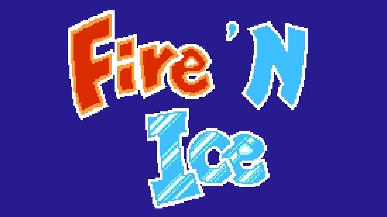 World 4 (Big Tree) - Fire 'n Ice
