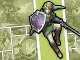 Gerudo Valley - Super Smash Bros. 3DS