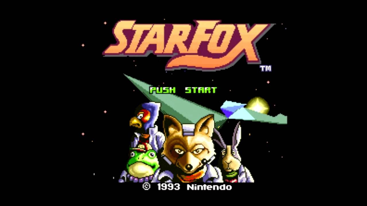 Corneria - Star Fox