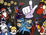 Boss Battle Fusion Collab