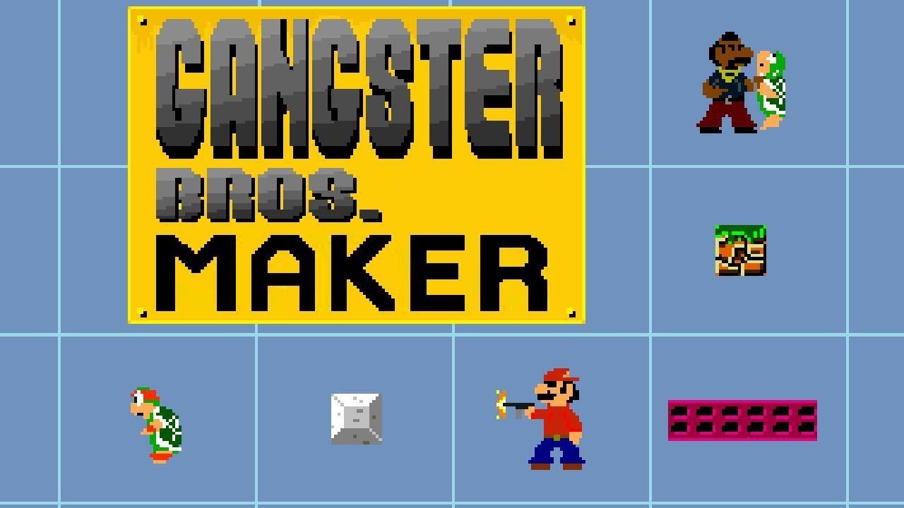 Editor (OST Version) - Gangster Bros. Maker