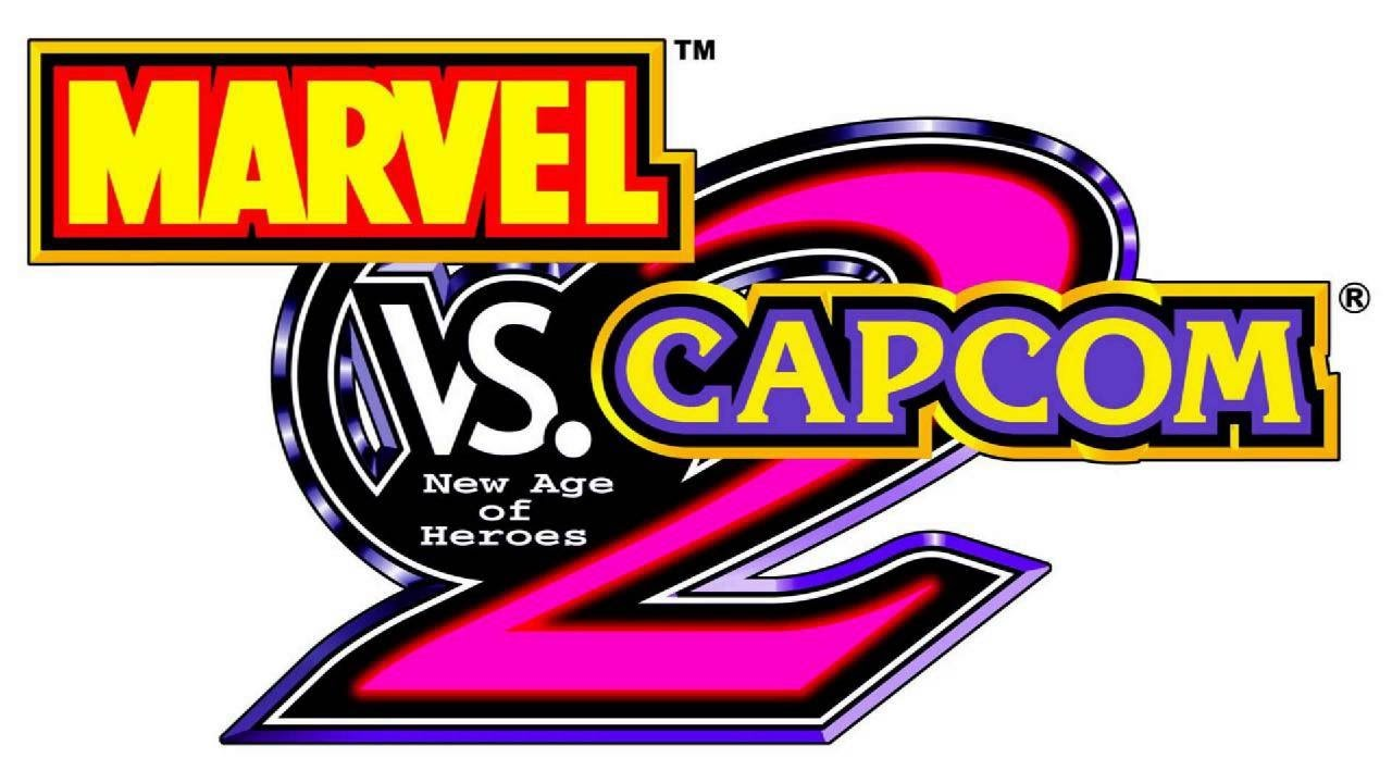 Character Select (CD Version) - Marvel vs. Capcom 2