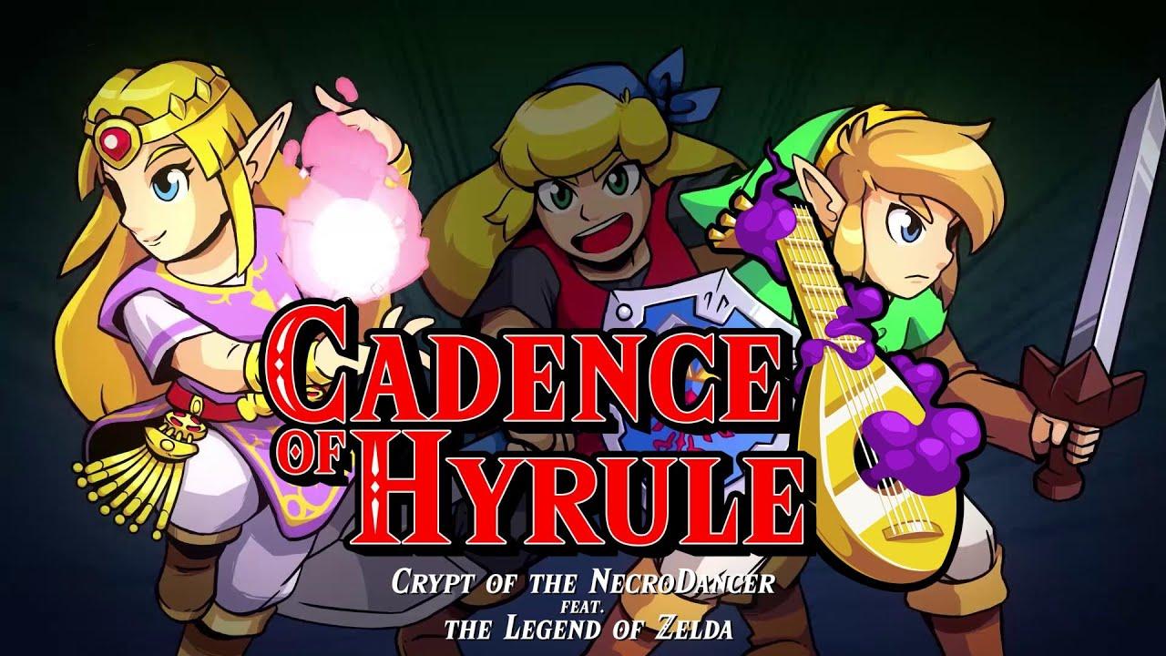 1-1 (Combat) (Shopkeeper) - Cadence of Hyrule