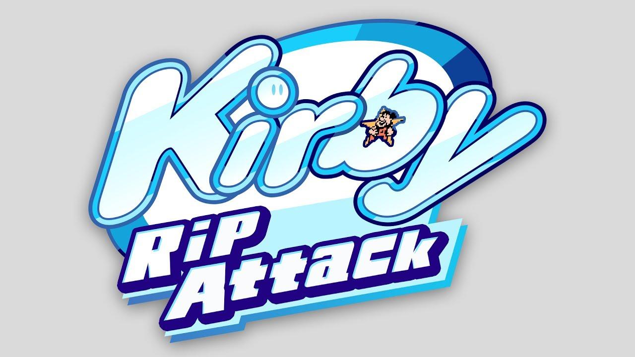 E3 Reveal Trailer - Kirby Rip Attack