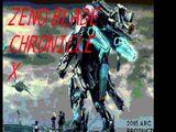Planet Mora Area 1 - Zeno Blade Chronicle X