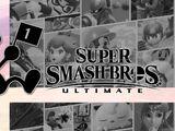 Flat Zone 2 - Super Smash Bros Ultimate