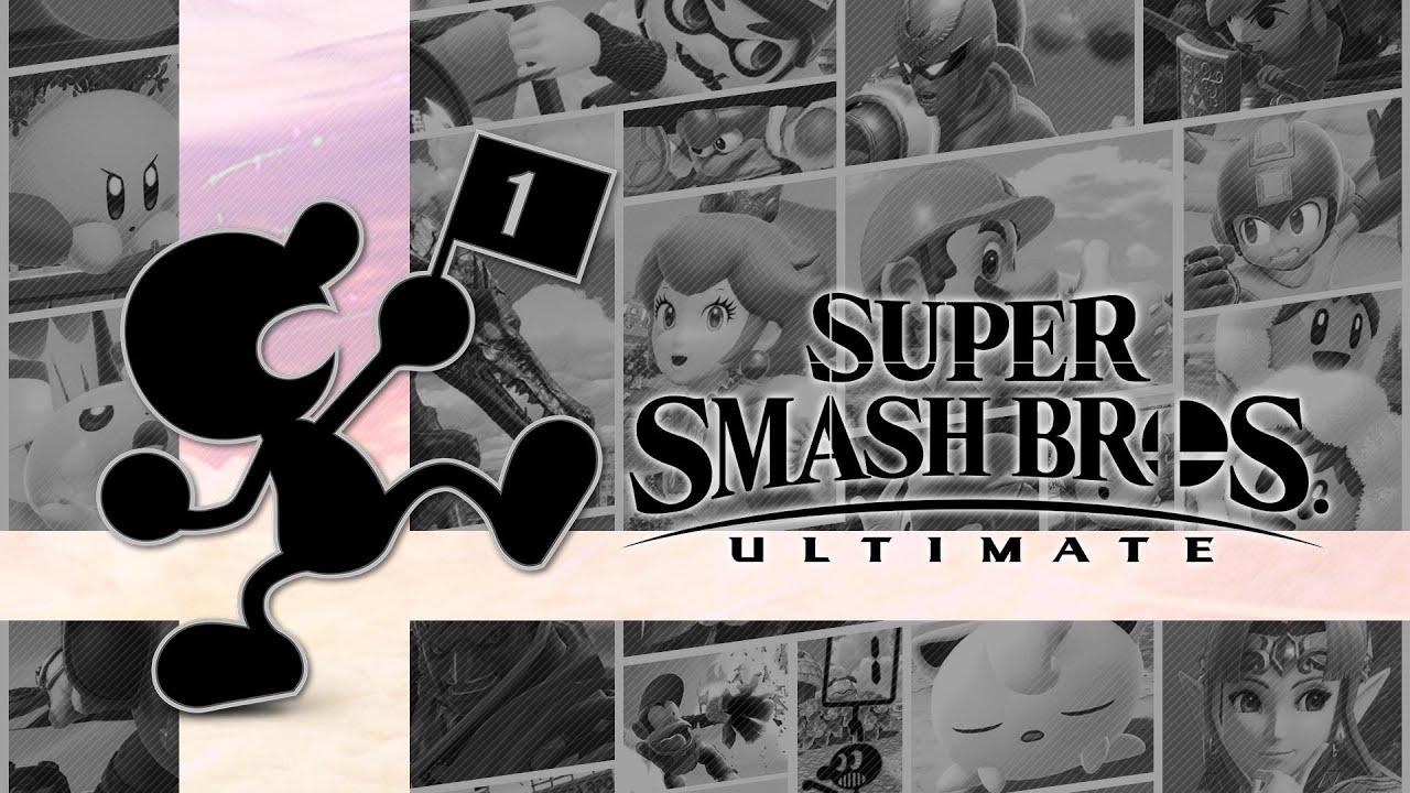 Octopus - Super Smash Bros. UItimate