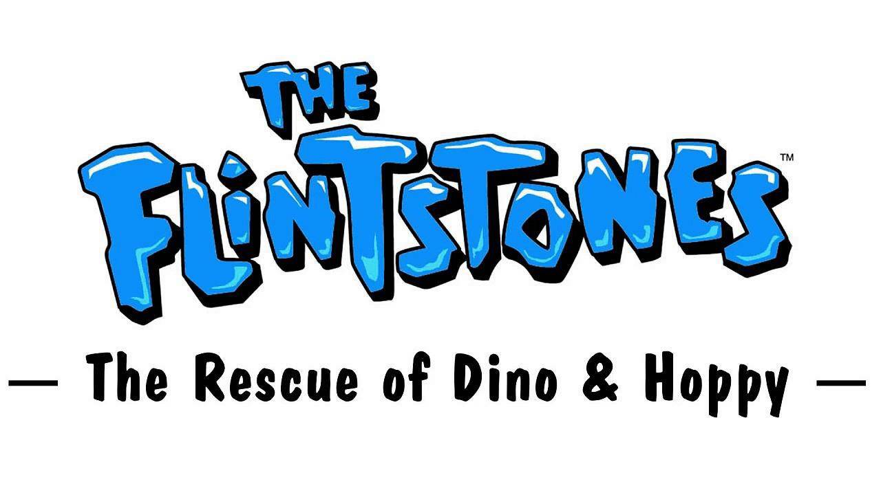 Ice Village & Jungle (Winter) - The Flintstones: The Rescue of Dino & Hoppy