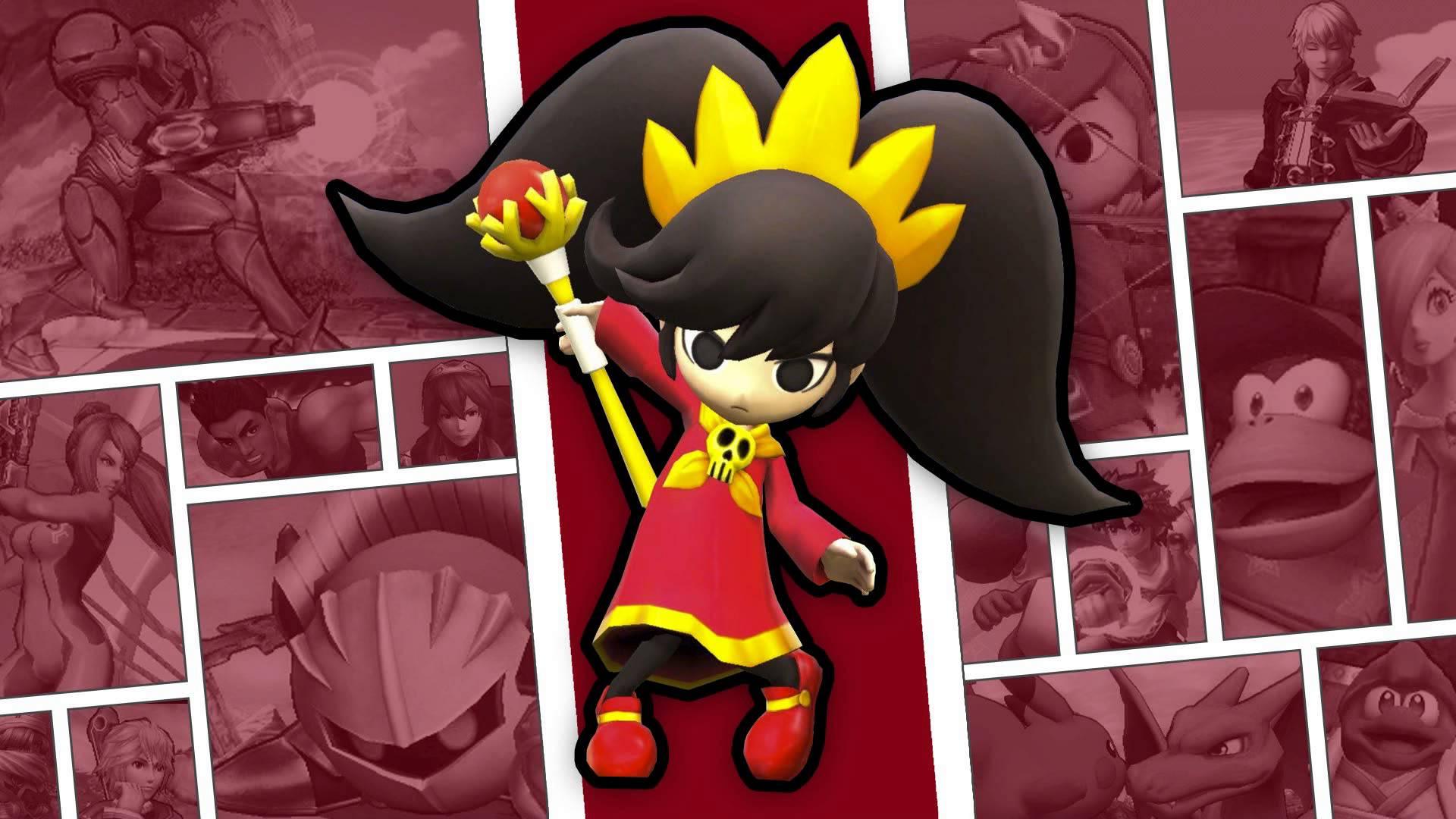 Ashley's Song (JP) - Super Smash Bros. 3DS