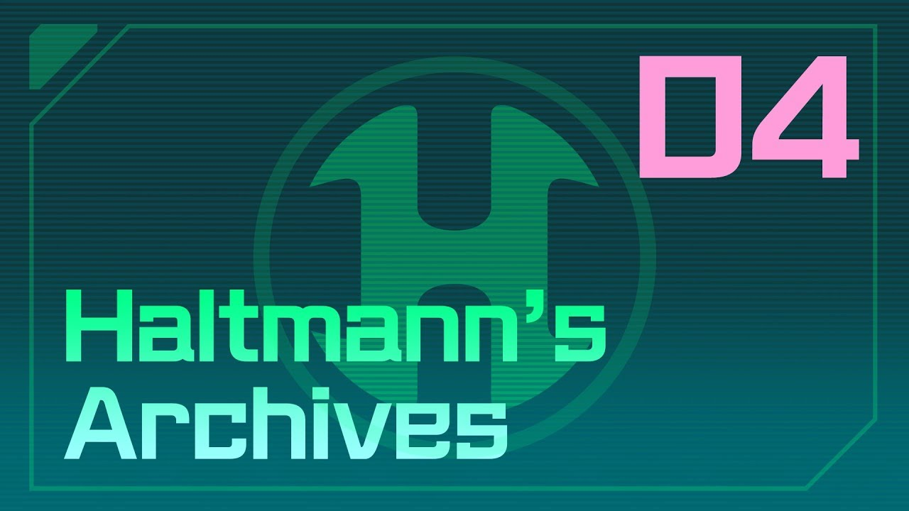 Anomalies, Portals and Fabrications (FILE-04) - Haltmann's Archives