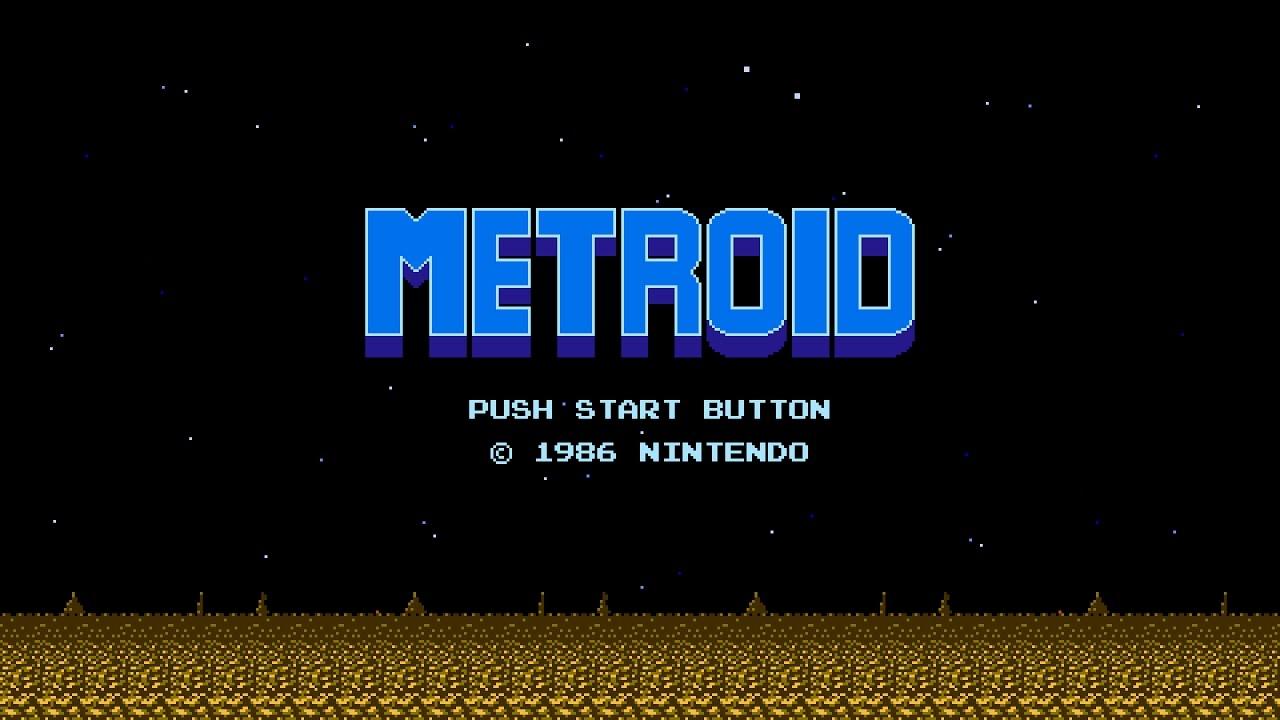 Game Start (Alpha Mix) - Metroid