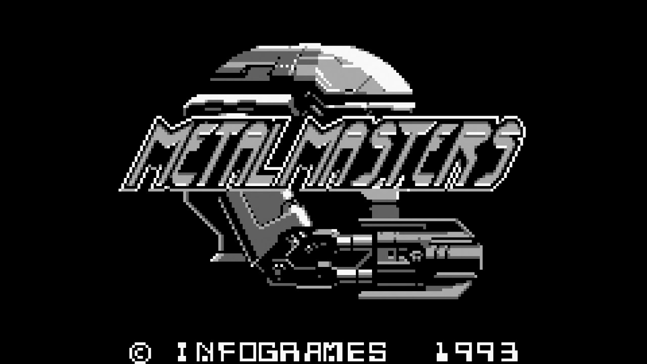 Metal Beat (Part 3) (Beta Mix) - Metal Masters