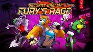 Security Breach- Fury's Rage