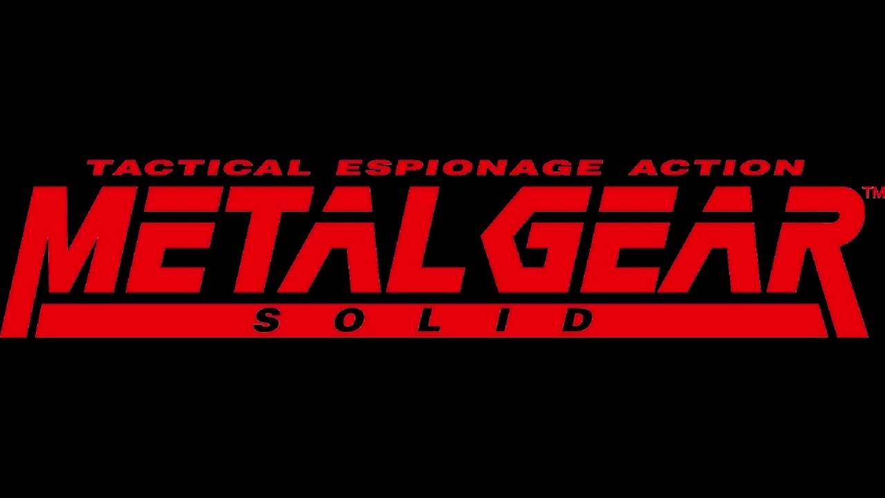 Game Over - Metal Gear Solid