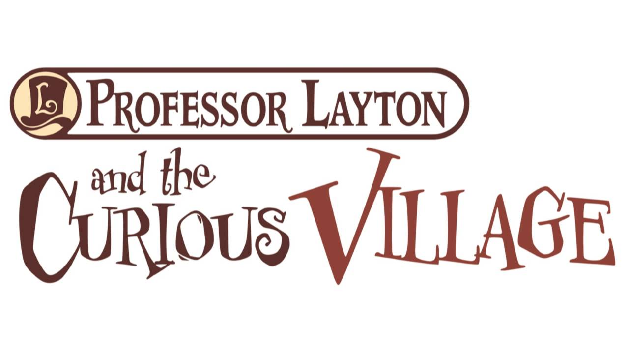 About Town - Professor Layton and the Curious Village