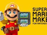 Title Screen - Super Mario Maker for Nintendo 3DS