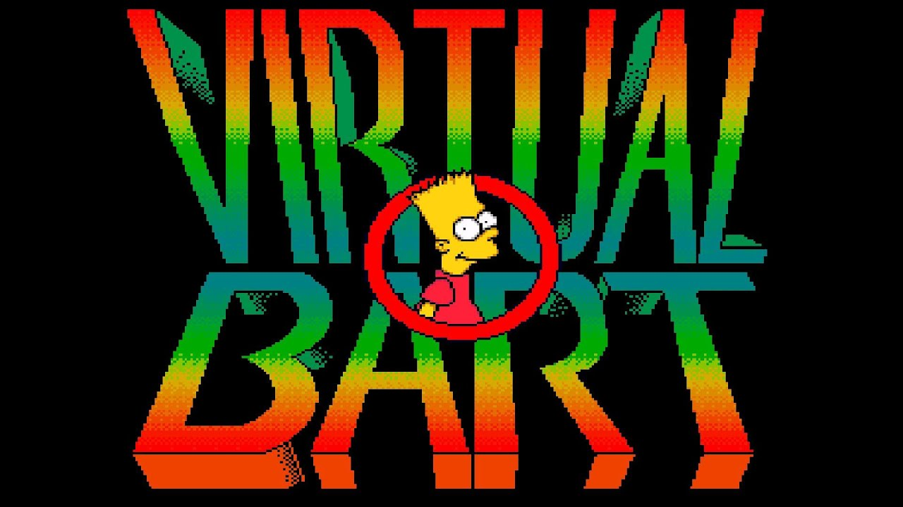 Bart the Baby (Race) - Virtual Bart
