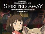 Spirited Away 20th Anniversary
