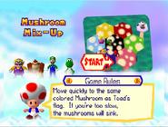 Mini-Game Screen