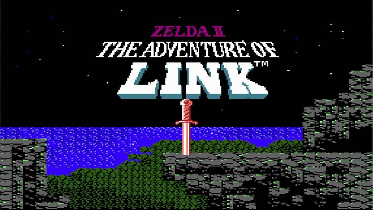 Above Ground - Zelda II: The Adventure of Link