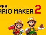 Sky (Edit) (Super Mario World) - Super Mario Maker 2