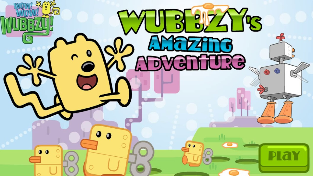 Opening Theme - Wubbzy's Amazing Adventure