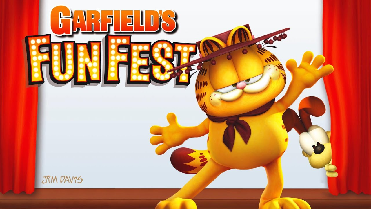 Awards - Garfield's Fun Fest
