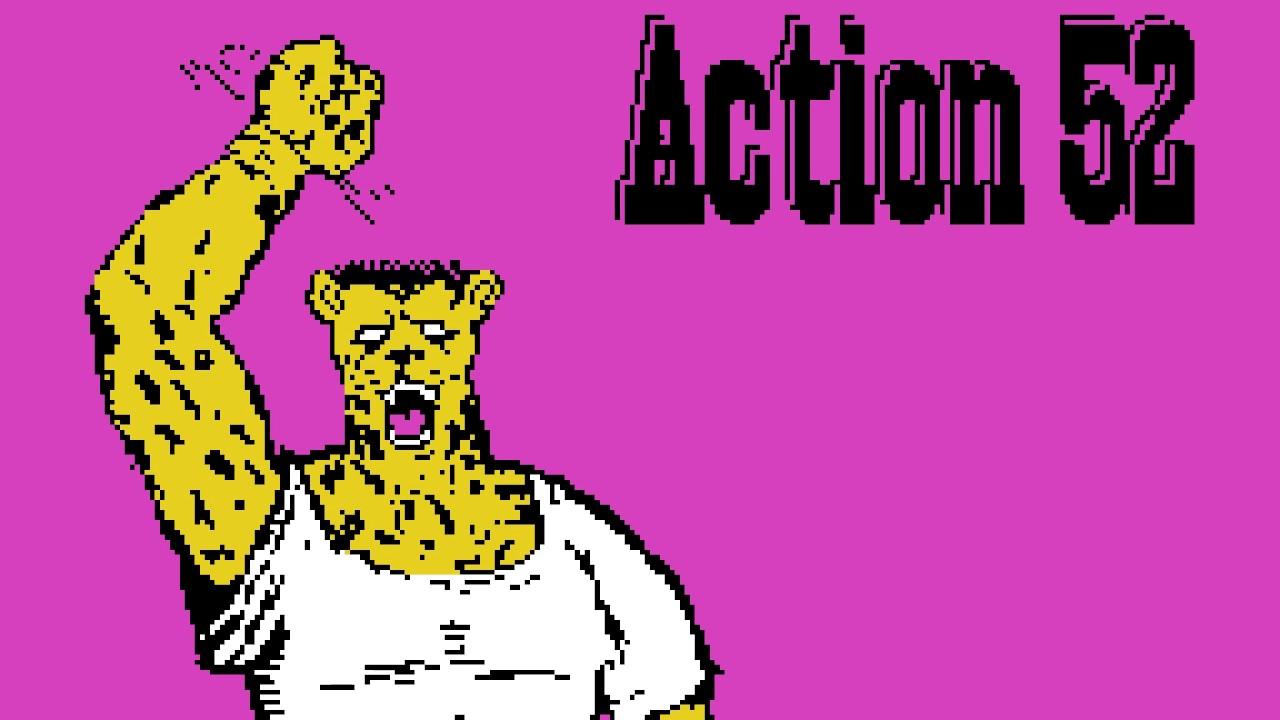 CheetahMen Theme - Action 52