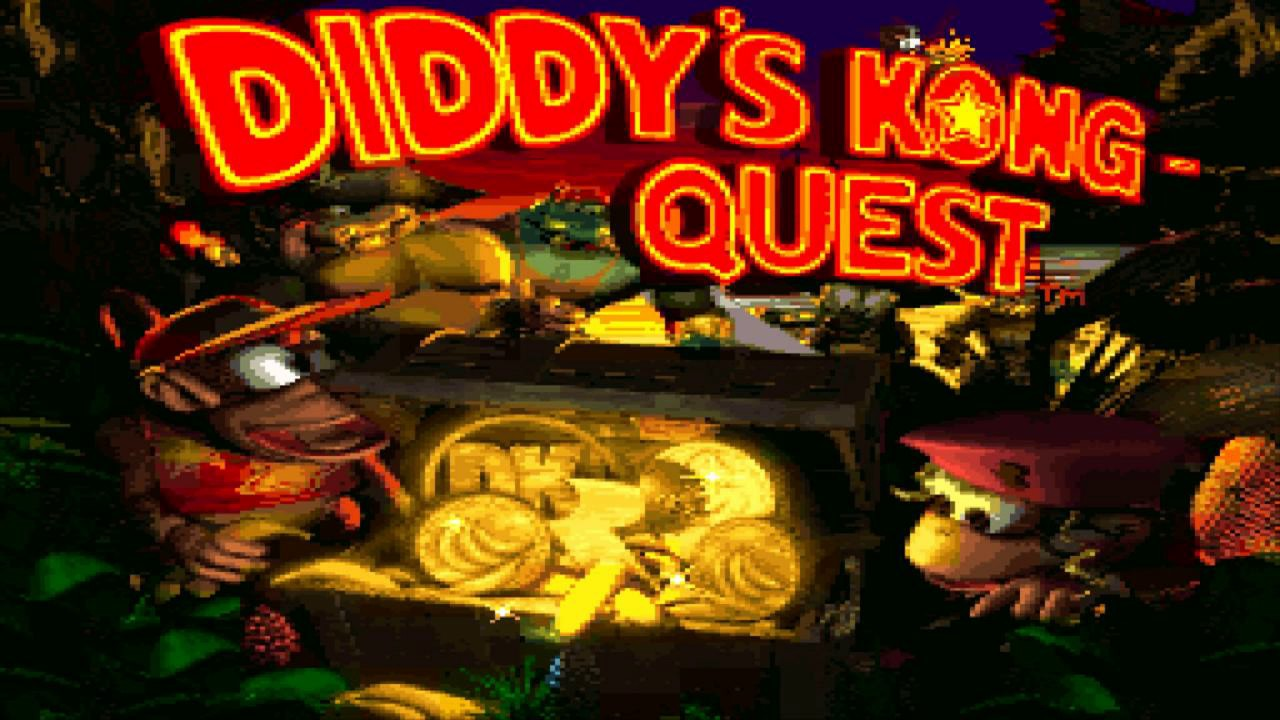 Game Over - Donkey Kong Country 2